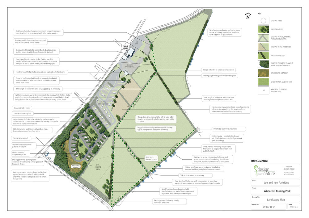 Landscaping Management Plan : Design with nature landscape architecture land