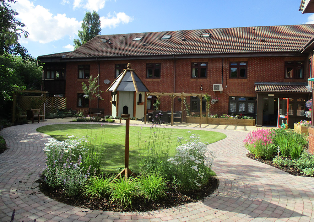 Lakes Care Home Photograph